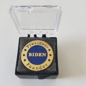 Joe Biden 2008 Run for President Pin